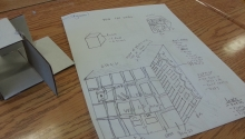 Imagining My Sustainable City with No.9 and the Grade 7's @ Parkdale Junoir & Senior Public School