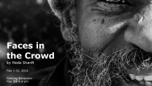 Faces in the Crowd by: Heda Sharifi
