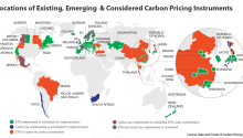 Carbon Pricing: A Key Driver of Climate Change Mitigation