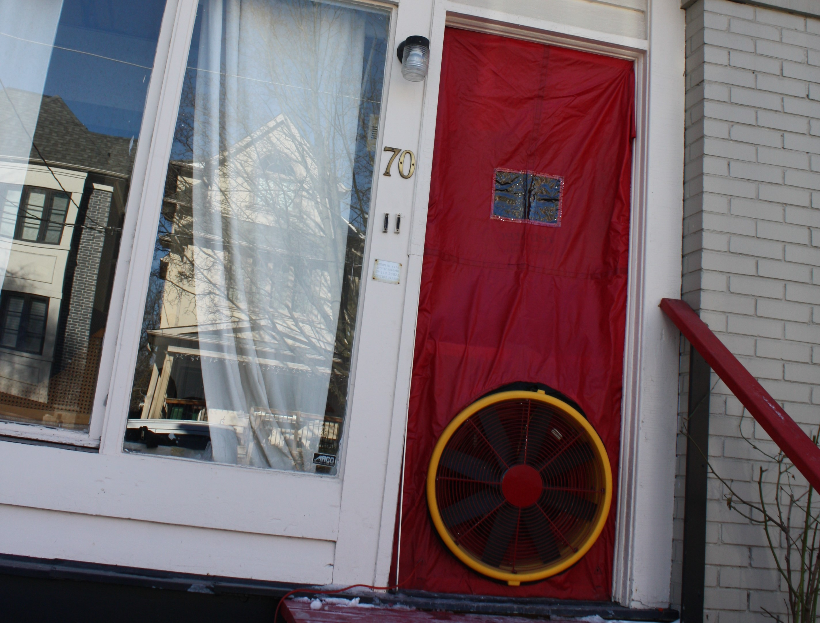 energy tests blower heating air conditioning california upgrade test benefits of alps door and hvac a