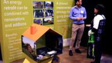 Coolearth – Sustainable Architecture at the Green Living Show